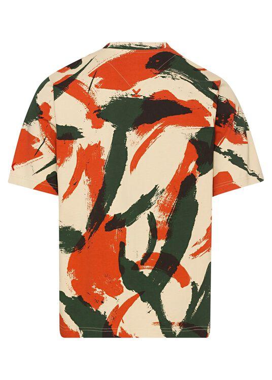 T-Shirt, Mehrfarbig, large image number 1