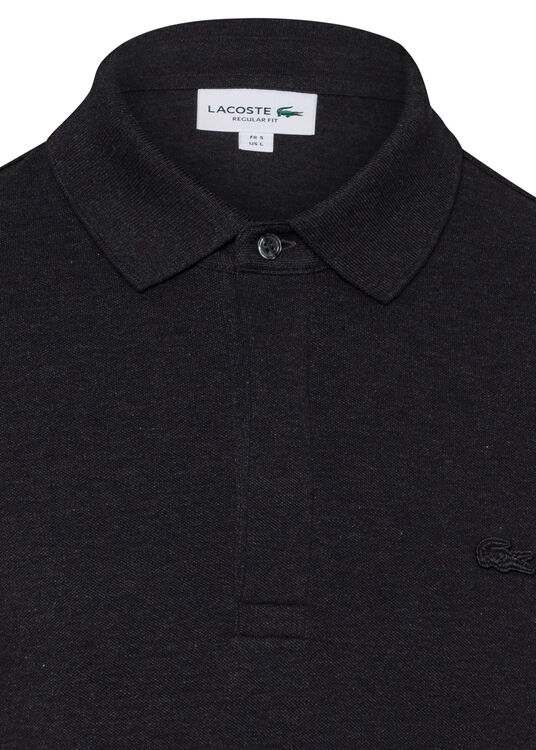 L/S Polo image number 2