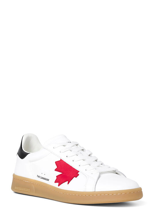 THE CANADIAN SNEAKERS W/ LEAF image number 1