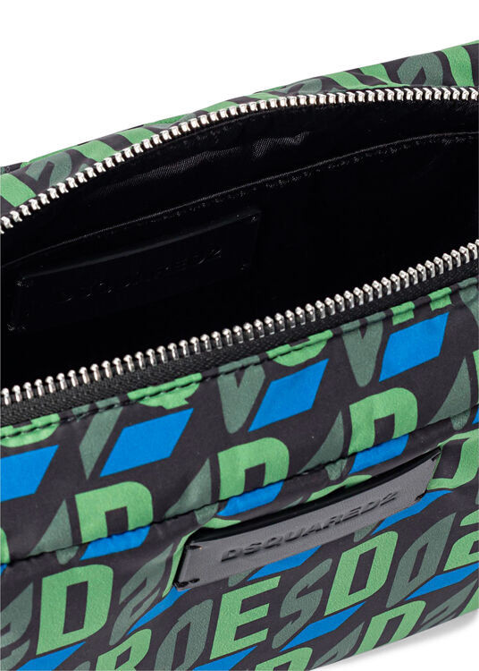 D2 MONOGRAM BEAUTY - PRINTED PADDED image number 3
