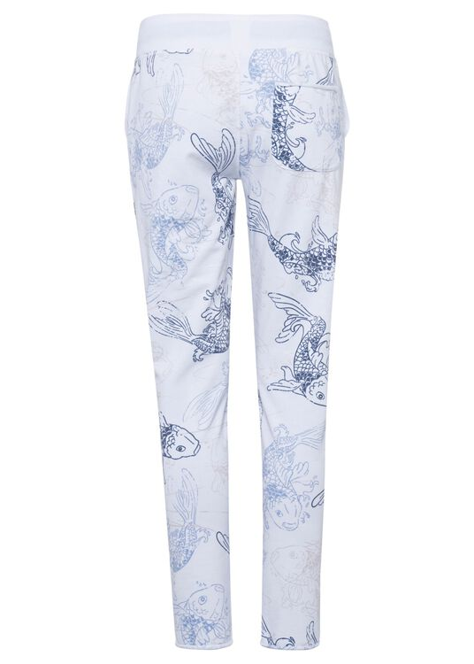 Devoré Kois Trousers image number 1