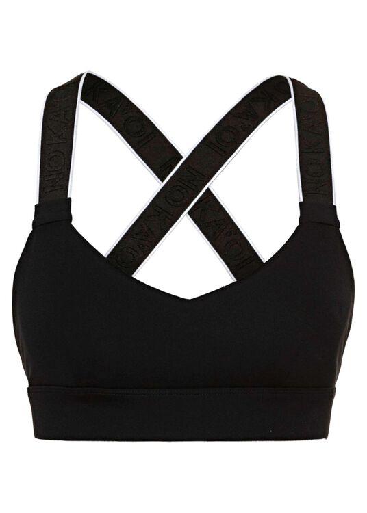 True Ola bra Black, Schwarz, large image number 0