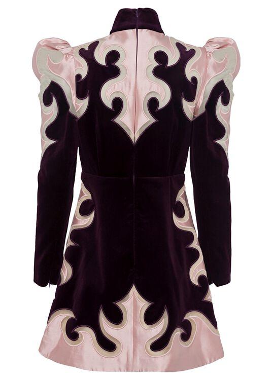 Ladybeetle Mystic Mini Dress image number 1