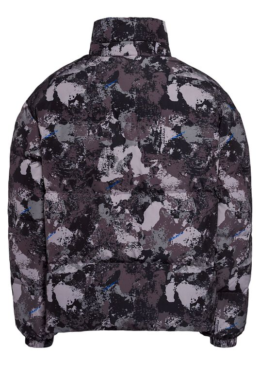 COUNTY CAMOU CUT DOWN JACKET image number 1