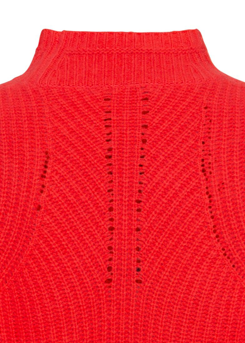 Pullover, Rot, large image number 3