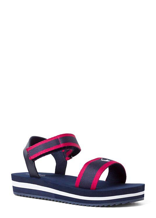 Marlina Velcro Plateau Sandal image number 1