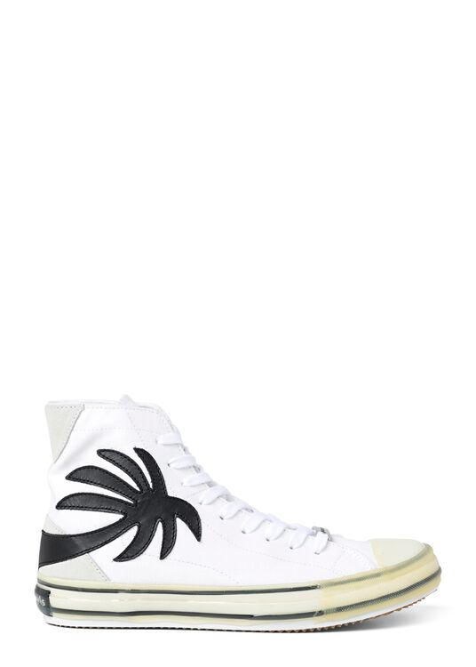 VULC PALM HIGH TOP WHITE BLACK image number 0