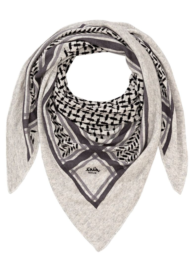 Triangle Trinity Classic M 100% Cashmere, Grau, large image number 0