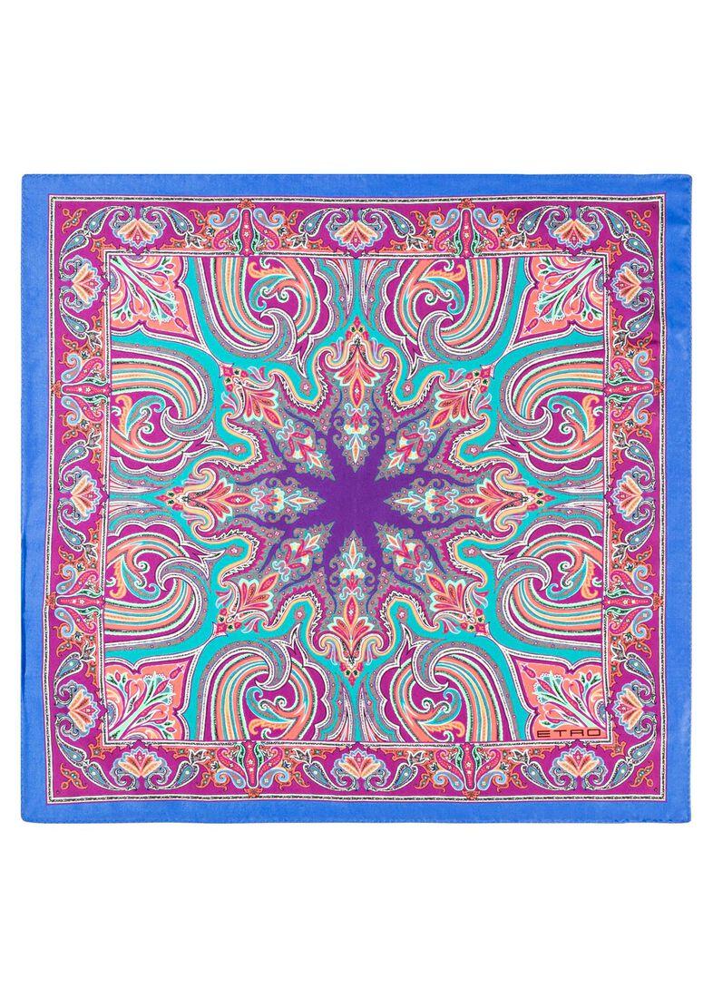 EINSTECKTUCH, Mehrfarbig, large image number 0