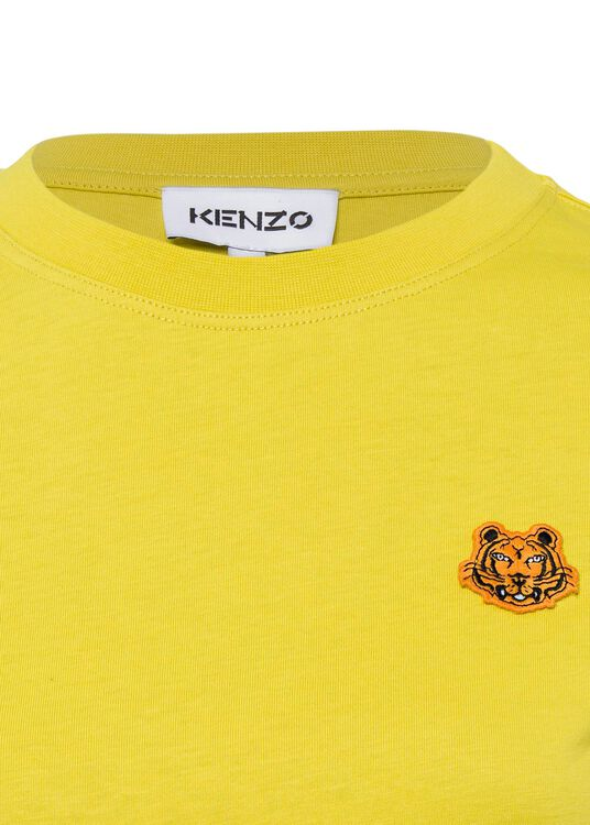T-Shirt, Gelb, large image number 2