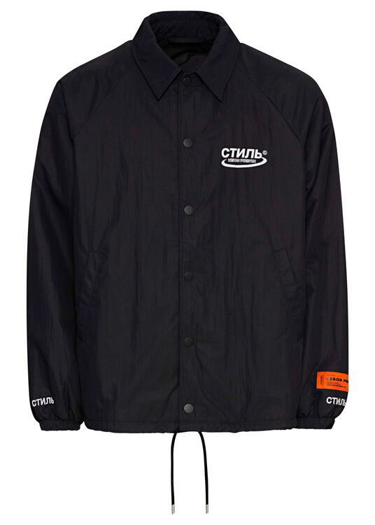 CTNMB COACH JACKET, Schwarz, large image number 0