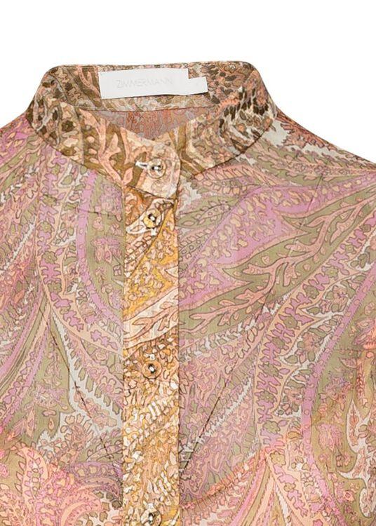 Brighton Tiered Midi Dress image number 2