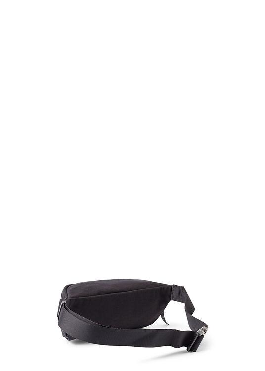 CLASSIC LOGO FANNYPACK BLACK WHITE image number 1