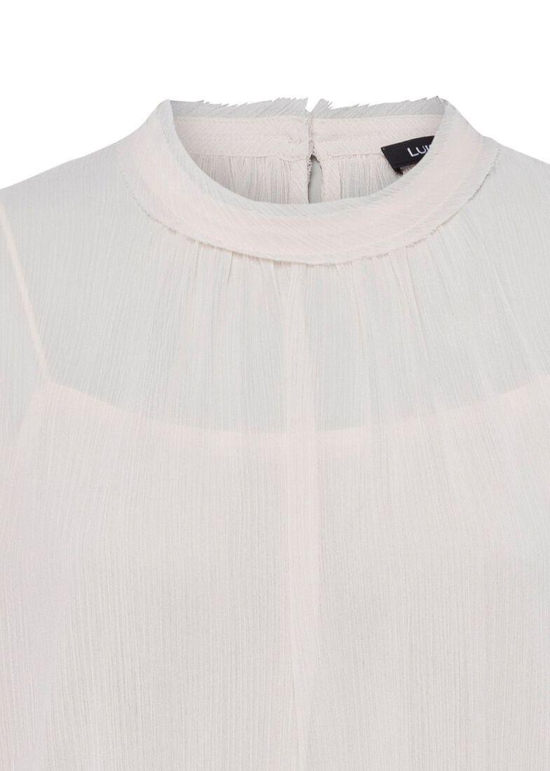 Bluse, Beige, large image number 2