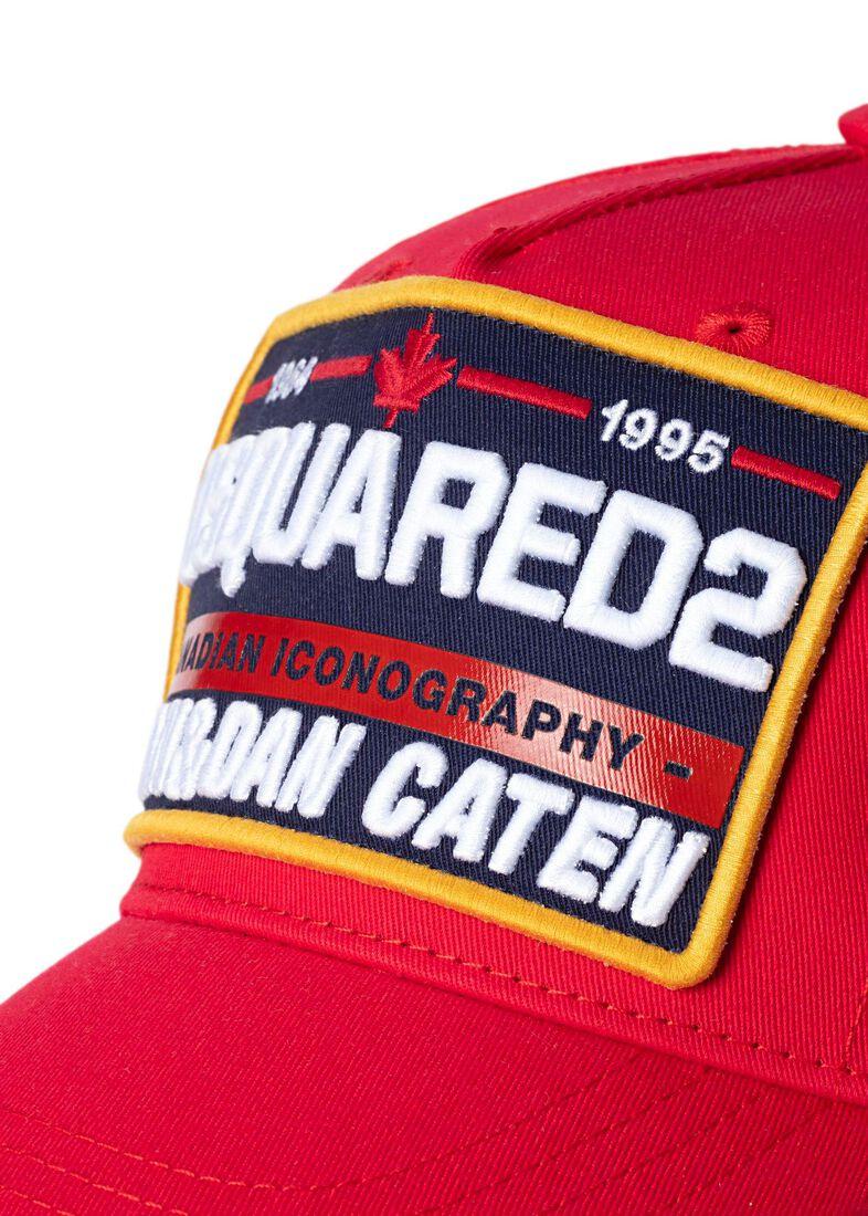 BASEBALL CAP, Rot, large image number 1