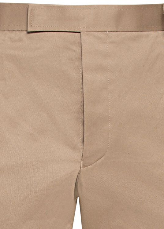 UNCONSTRUCTED CHINO TROUSERS image number 2
