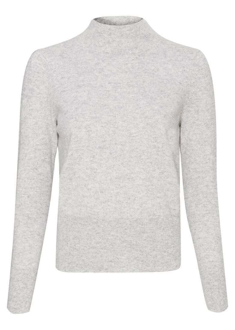 Pullover, Grau, large image number 0