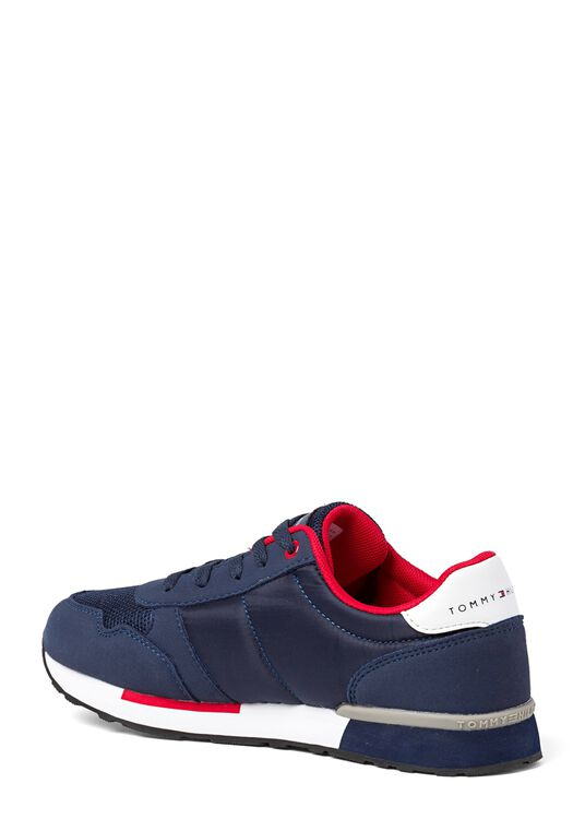 Low Cut Lace up Sneaker, Navy, large image number 2