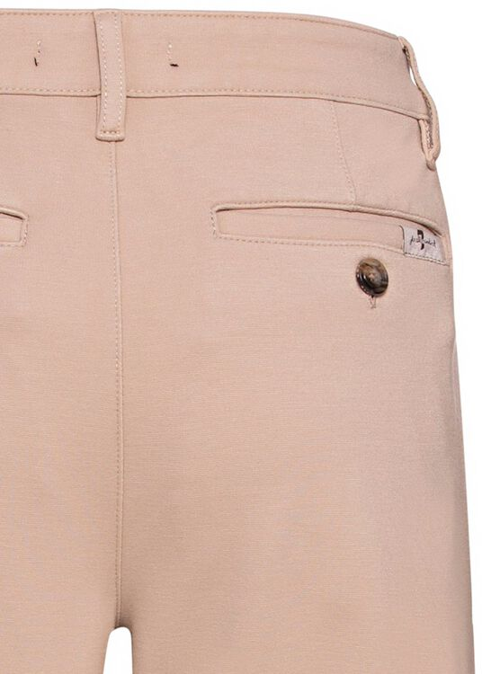 TRAVEL CHINO DOUBLE KNIT  SANDCASTLE image number 3