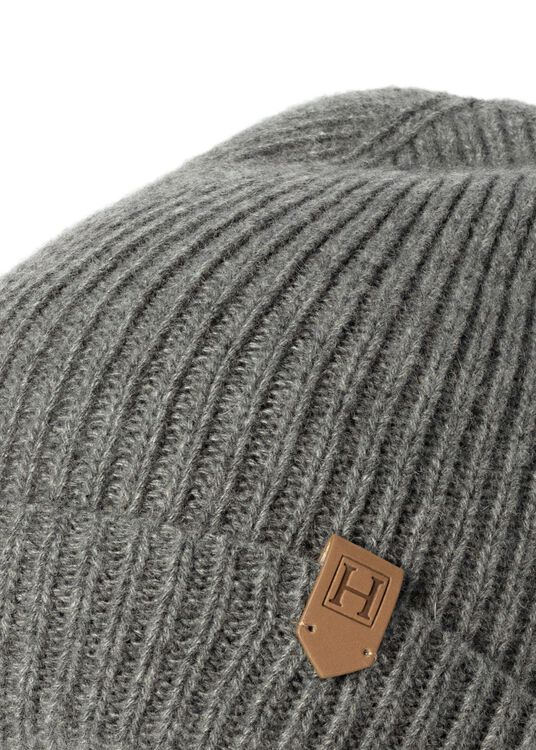 ECO CASH BEANIE, Grau, large image number 1