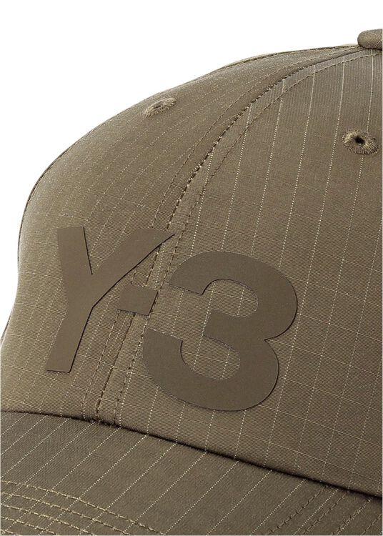 Y-3 RIPSTOP CAP image number 1
