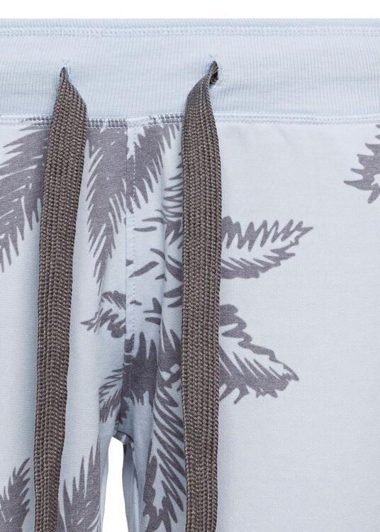 Devoré Palms Trouser, Blau, large image number 2
