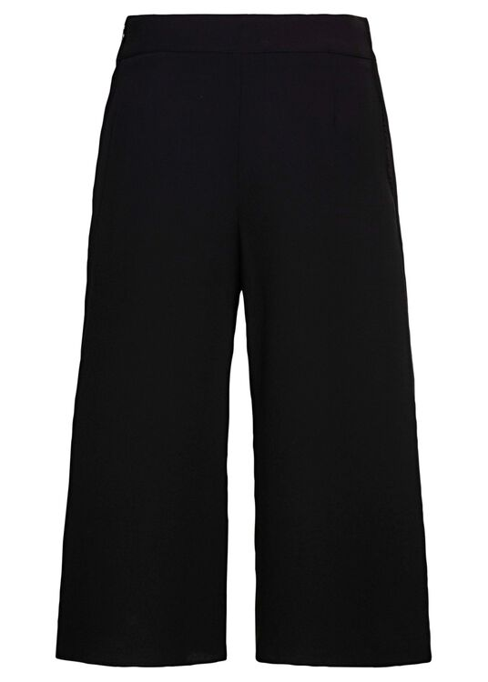 TROUSERS, Schwarz, large image number 1