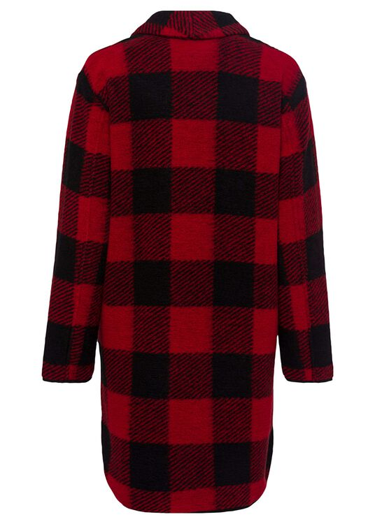 W'S GENTRY COAT, Rot, large image number 1