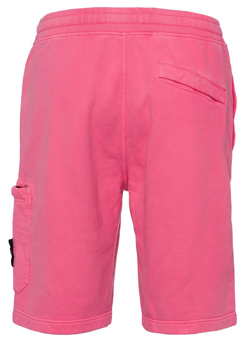 FLEECE SHORTS, Pink, large image number 1