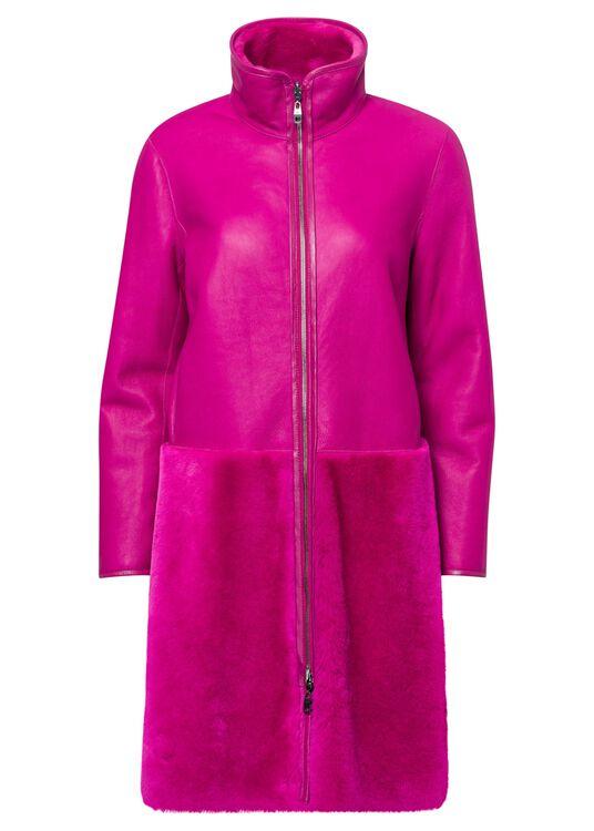 COAT, Pink, large image number 0