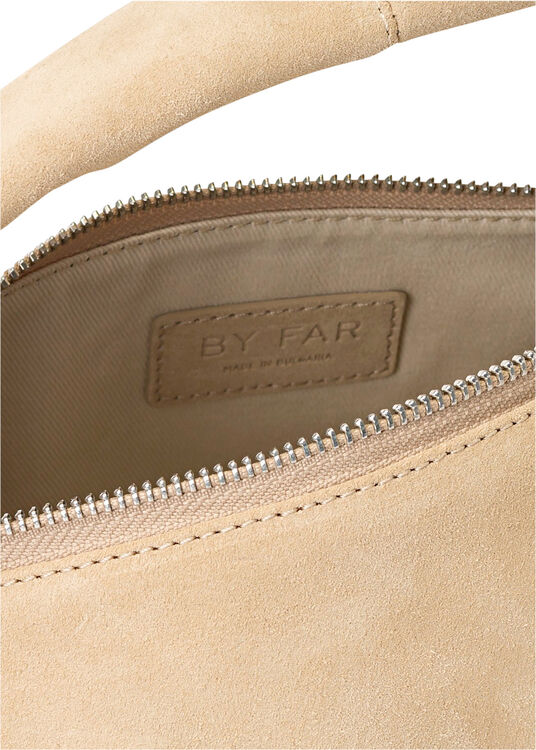 Cush Cappuccino Suede Leather image number 3