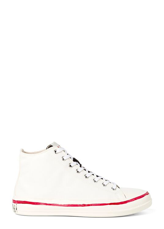 High top Sneaker Canvas image number 0