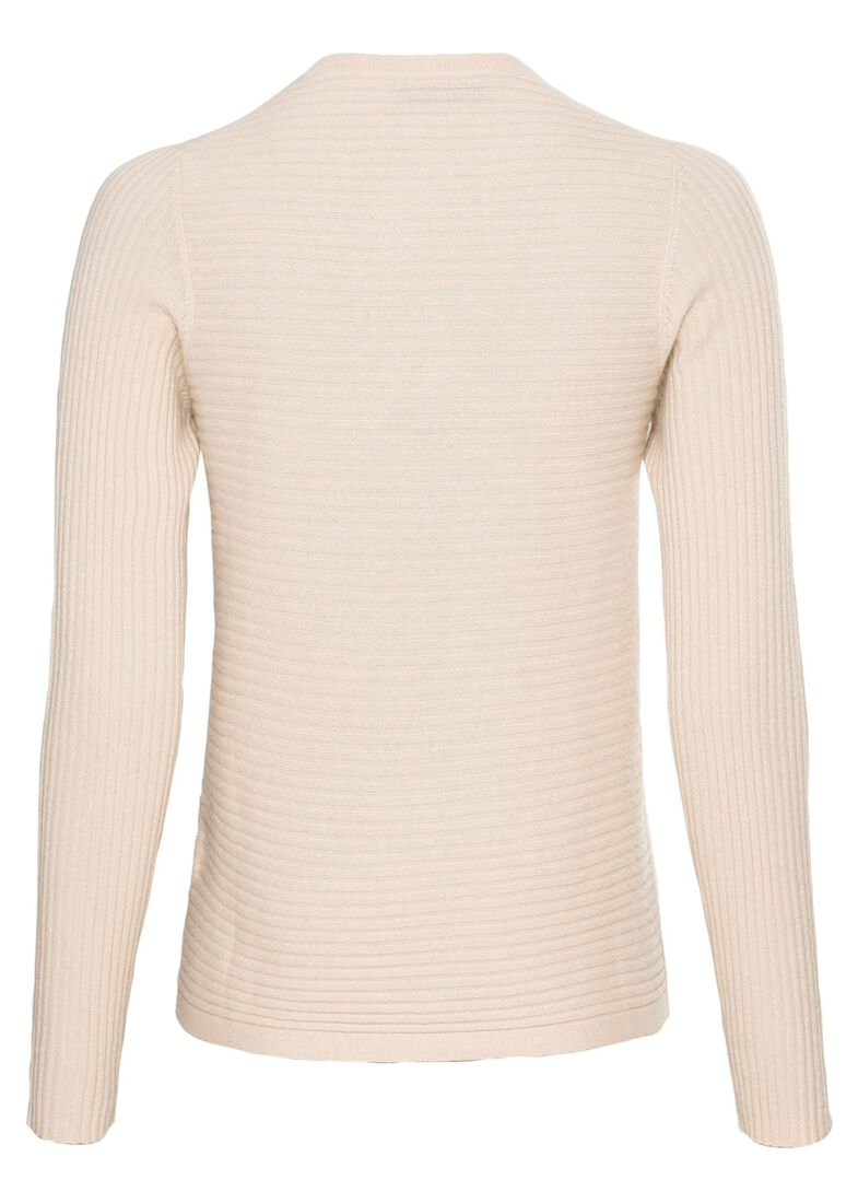 Sweater, Beige, large image number 1