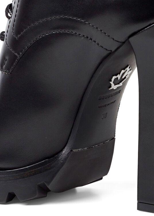 Platform Ankle Bootie Logo image number 3