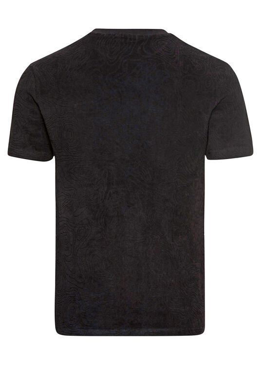 TOPOS SHAVED TERRY T_SHIRT image number 1