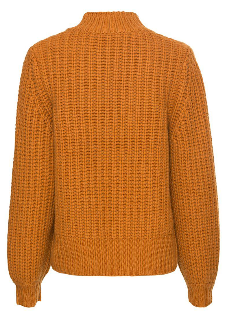 Sweater, Orange, large image number 1