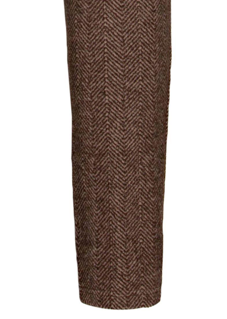 pants, Braun, large image number 3