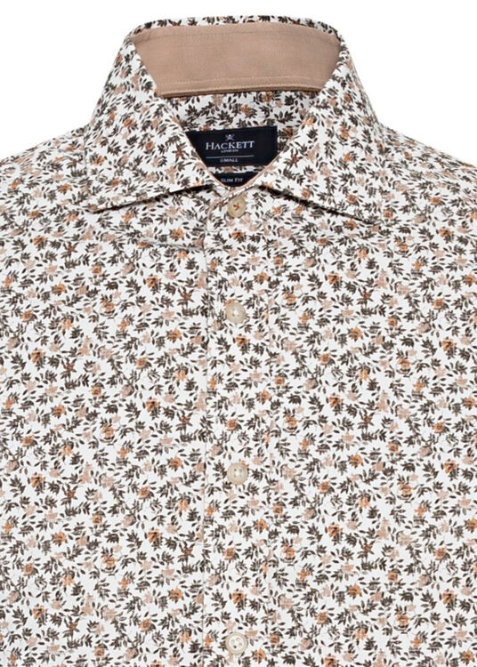 TWILL FLORAL PRINT image number 2