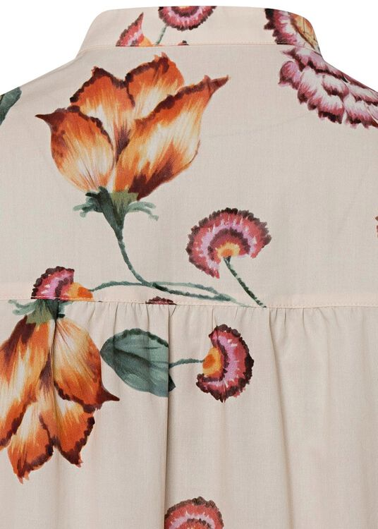 Kleid mit Flower-Print image number 3