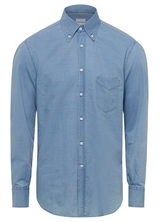 Denim Shirt image number 0