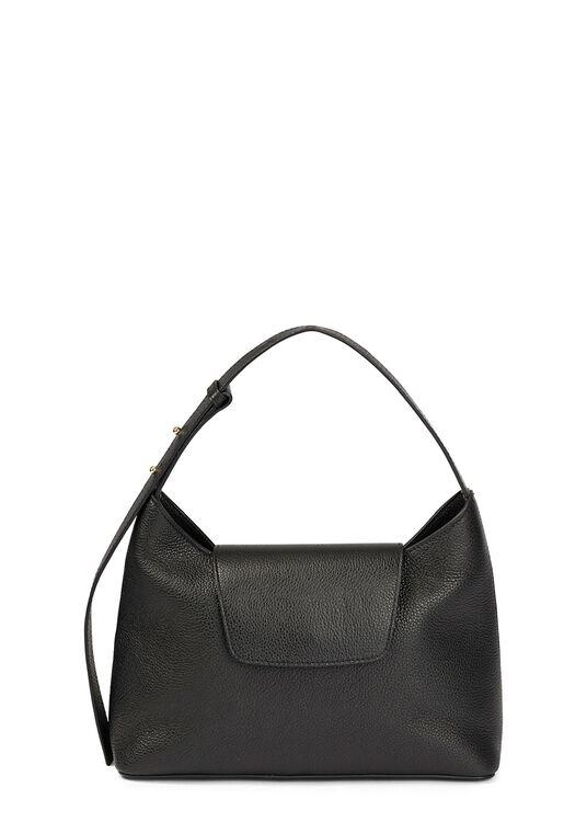 Kitten Leather Shoulder Bag image number 0