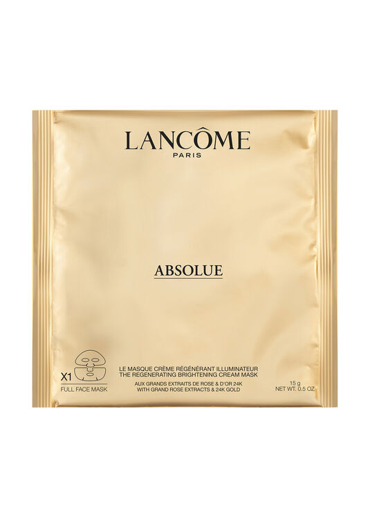 ABSOLUE GOLDEN CREAM MASK image number 0