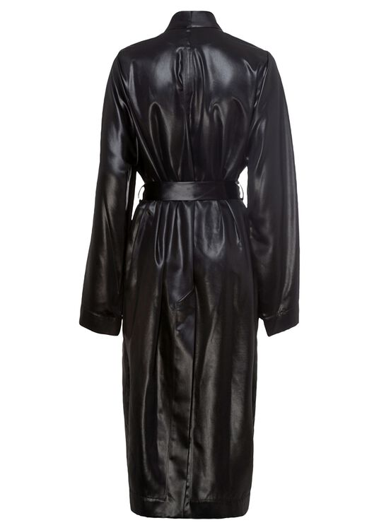 CAPPOTTO - DAGGER ROBE, Schwarz, large image number 1