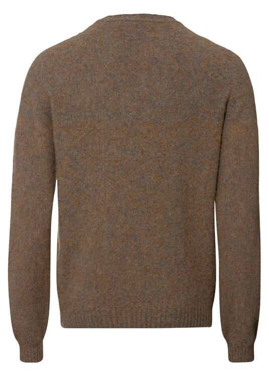 Mix Colour Mohair Crew image number 1