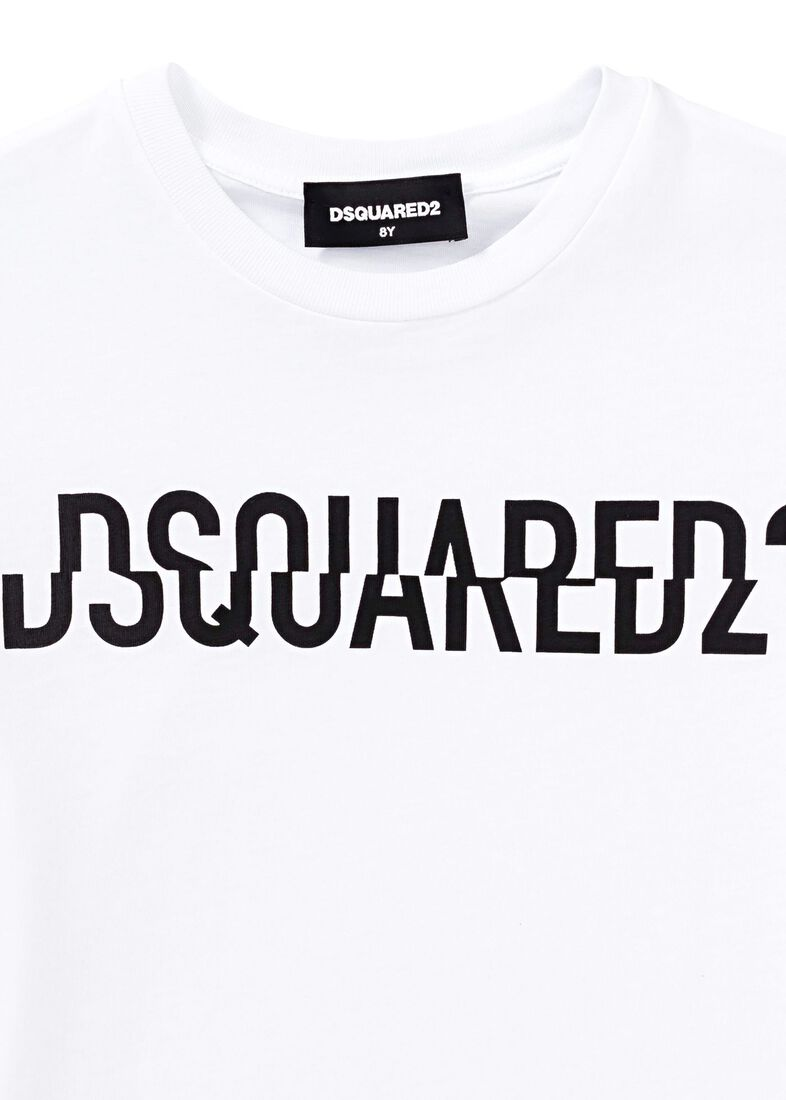 DSQUARED2 Tee, Weiß, large image number 2