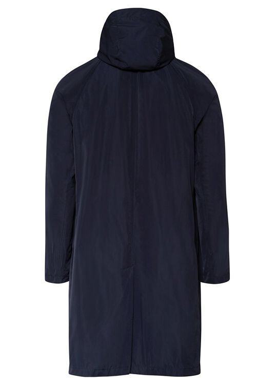 Men's Woven Raincoat image number 1