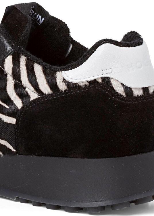 H429 SNEAKER H NASTR Zebra image number 3