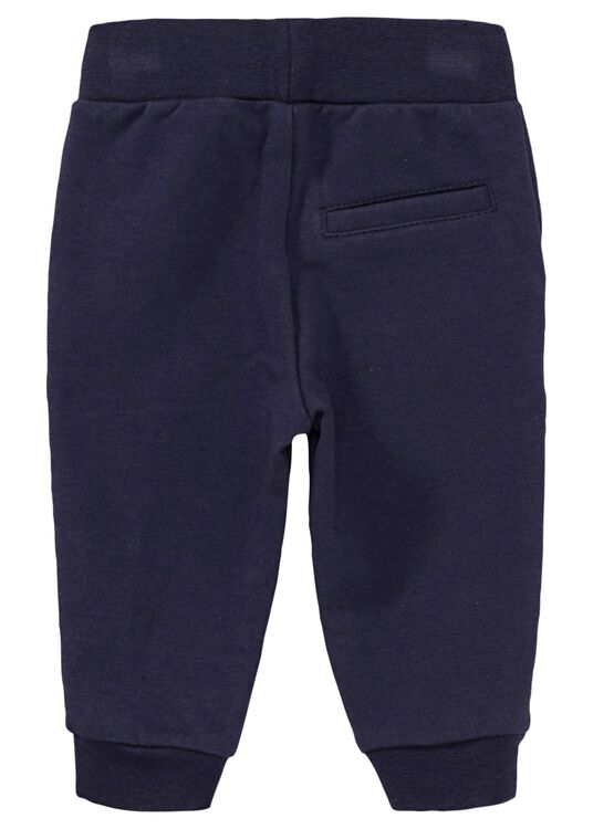 Edelweiß Sweat Pants, Navy, large image number 1