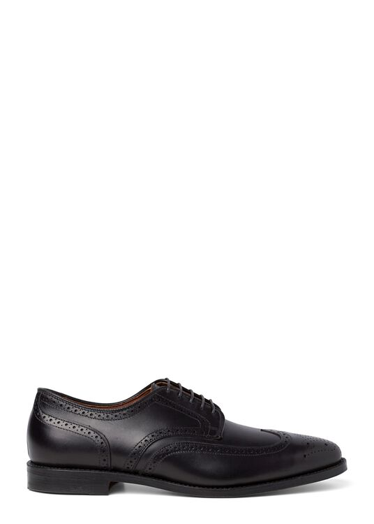 9648 E Black He-Schuhe DL 15/1 image number 0