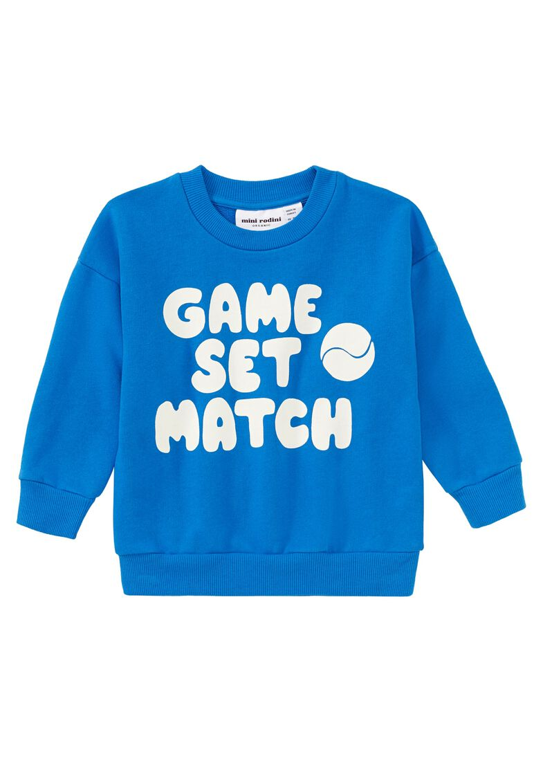 Game Set Match Sweater, , large image number 0